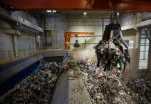 Impianto di recupero rifiuti