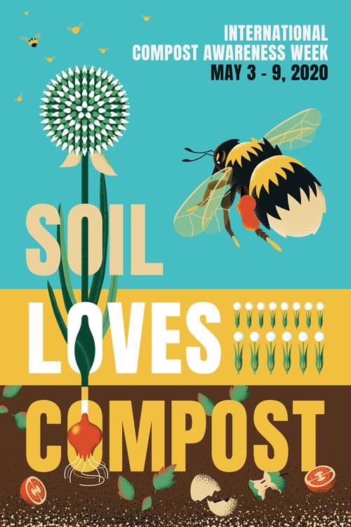 International Compost Awareness Week 2020, manifesto