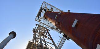 Medio impianto di combustione con emissioni in atmosfera