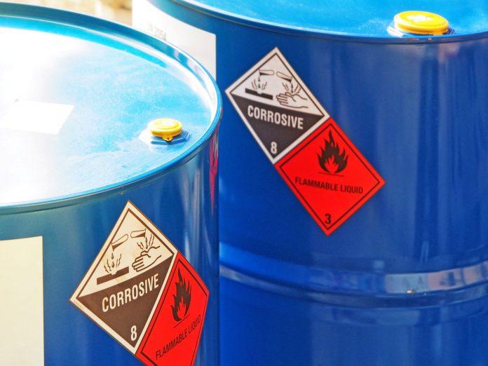 Regolamento CLP sulle sostanze pericolose