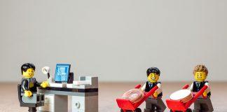 Lego Seriuos Play, formazione professionale