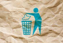 Carta riciclata e riciclabile