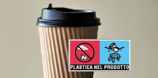 Marcatura prodotto in plastica monouso