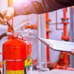 Gestione della sicurezza antincendio nei luoghi di lavoro.